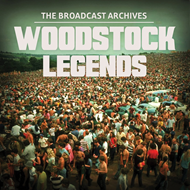 Woodstock Legends (VINYL)