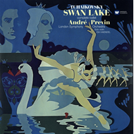 Produktbilde for Tchaikovsky: Swan Lake (VINYL - 3LP)