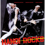 Bangkok Shocks, Saigon Shakes, Hanoi Rocks (VINYL - Clear)