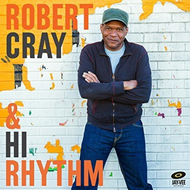 Produktbilde for Robert Cray & Hi Rhythm (USA-import) (VINYL)