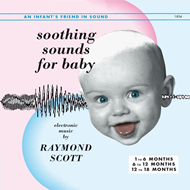 Produktbilde for Soothing Sounds For Baby Vol. 1-3 (VINYL - 3LP - 180 gram)