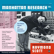 Produktbilde for Manhattan Research Inc. (VINYL - 3LP - 180 gram)