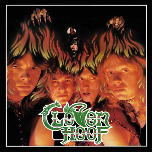 Cloven Hoof (VINYL - Transparent Red)
