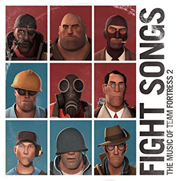 Fight Songs: The Music Of Team Fortress 2 (VINYL - 2LP)