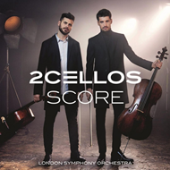 2cellos - Score (VINYL - 2LP - 180 gram)