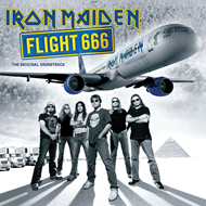 Produktbilde for Flight 666 - The Original Soundtrack (VINYL -2LP)