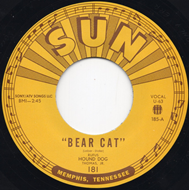 "Bear Cat / Walking In The Rain (Sun Records Reissue) (VINYL - 7"")"