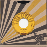 "Get Rhythm / I Walk The Line (Sun Record Reissue) (VINYL - 7"")"