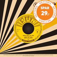 "Produktbilde for Great Balls Of Fire (Sun Records Reissue) (VINYL - 7"")"