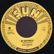 "My Happiness B/W That's When Your Heartache Begin (Sun Records Reissue) (VINYL - 7"")"