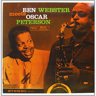 Ben Webster Meets Oscar Peterson (Analogue Productions) (VINYL - 200 gram - 2LP - 45rpm)