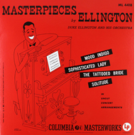 Produktbilde for Masterpieces By Ellington (Analogue Productions) (USA-import) (VINYL - 200 gram - Mono)