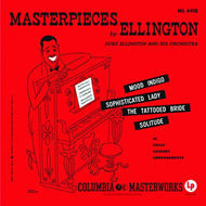 Masterpieces By Ellington (Analogue Productions) (VINYL - 200 gram - 2LP - 45rpm)