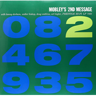 Mobley's 2nd Message (Analogue Productions) (VINYL - 200 gram - Mono)