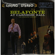 Belafonte At Carnegie Hall (Analogue Productions) (VINYL - 200 gram - 2LP)