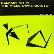 Relaxin' With The Miles Davis Quintet (Analogue Productions) (VINYL - 200 gram - Mono)