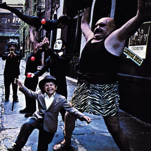 Strange Days (Analogue Productions) (USA-import) (VINYL - 200 gram - 2LP - 45rpm)