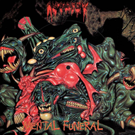 Mental Funeral (VINYL - Picture Disc)