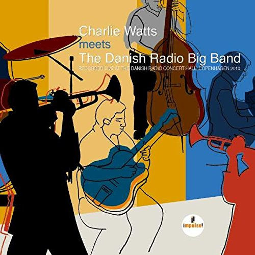 Charlie Watts Meets The Danish Radio Big Band (UK-import) (VINYL - 2LP)