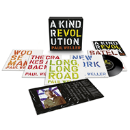 "A Kind Revolution - Deluxe Edition (VINYL - 5 x 10"")"