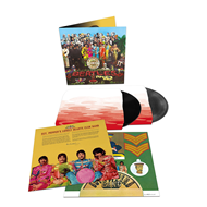 Sgt. Pepper's Lonely Hearts Club Band - 50th Anniversary Edition (VINYL - 2LP - 180 gram)