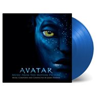 Avatar - Music From The Motion Picture: Limited Edition (VINYL - 2LP - 180 gram - Blue)