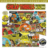 Cheap Thrills (Mobile Fidelity) (VINYL - 180 gram - 2LP - 45 RPM)
