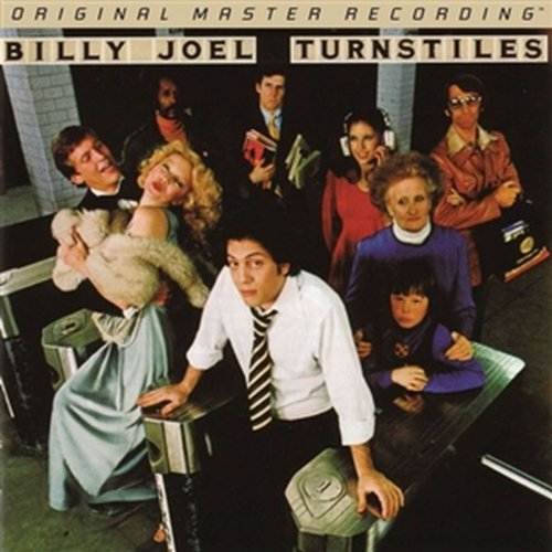 Turnstiles (Mobile Fidelity) (USA-import) (VINYL - 180 gram)