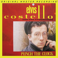 Produktbilde for Punch The Clock (Mobile Fidelity) (USA-import) (VINYL - 180 gram)