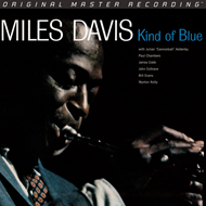 Produktbilde for Kind Of Blue (Mobile Fidelity) (USA-import) (VINYL - 180 gram - 2LP - 45 RPM)
