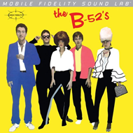 Produktbilde for The B-52's (Mobile Fidelity) (USA-import) (VINYL)