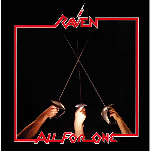 All For One (VINYL - 2LP - Transparent Red)