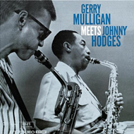 Gerry Mulligan Meets Johnny Hodges (VINYL - 180 gram)