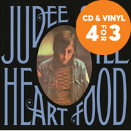 Produktbilde for Heart Food (VINYL - 180 gram)