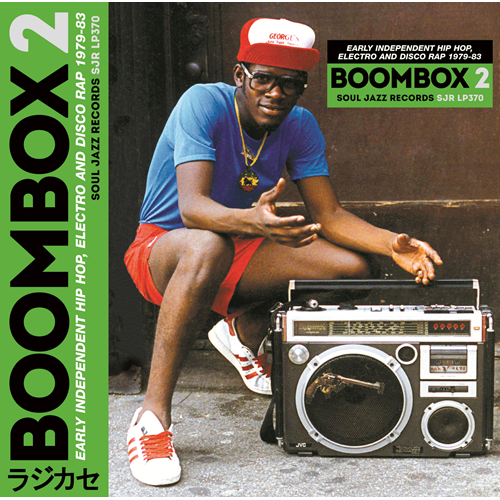 Boombox 2: Early Independent Hip Hop, Electro And Disco Rap 1979-83 (VINYL - 3LP)