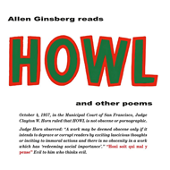 Howl And Other Poems (VINYL)