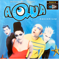 Aquarium (VINYL - Colored)