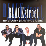 "No Diggity (Remixes) (VINYL - 12"")"