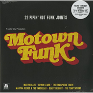 Motown Funk (VINYL - 2LP - Colored)