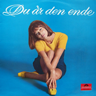 Du Är Den Ende (VINYL - Orange)