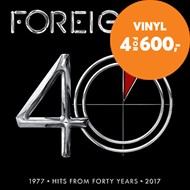 Produktbilde for 40 (VINYL - 2LP)