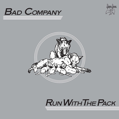 Run With The Pack - Deluxe Edition (VINYL - 2LP)