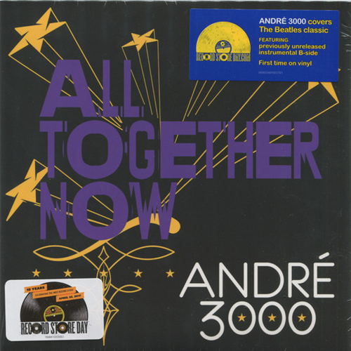 "All Together Now - RSD 2017 (VINYL - 7"")"