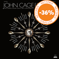 Produktbilde for Cage: John Cage Meets Sun Ra - Complete Performance (VINYL - 2LP)