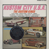 Produktbilde for Kustom City U.S.A. (VINYL)
