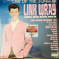 Law Of The Jungle: The '64 Swan Demos (VINYL - 180 gram - Gold)