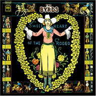 Produktbilde for Sweetheart Of The Rodeo (VINYL)