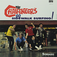 Go Sidewalk Surfing (VINYL - Gold)