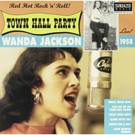 "Live At Town Hall Party 1958 (VINYL - 10"")"