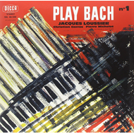 Play Bach No. 1 (Speakers Corner) (VINYL - 180 gram)